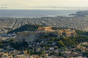 Half day photography tour in Athens